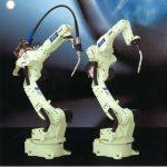 OTC Daihen Welding Robot